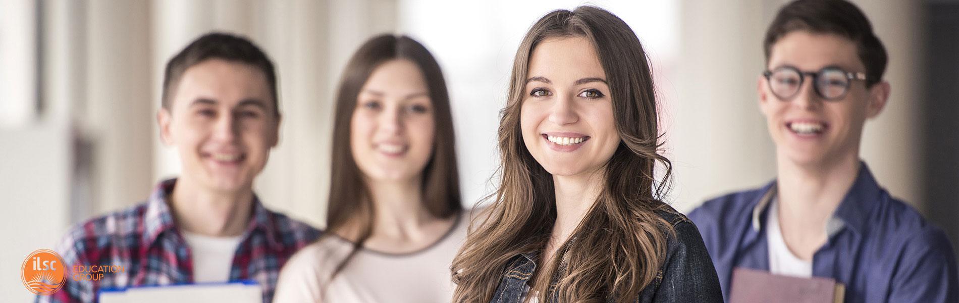 Kanada'da İngilizce ILSC ile Öğrenilir